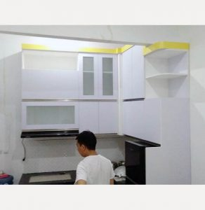jasa kitchen set murah sentul